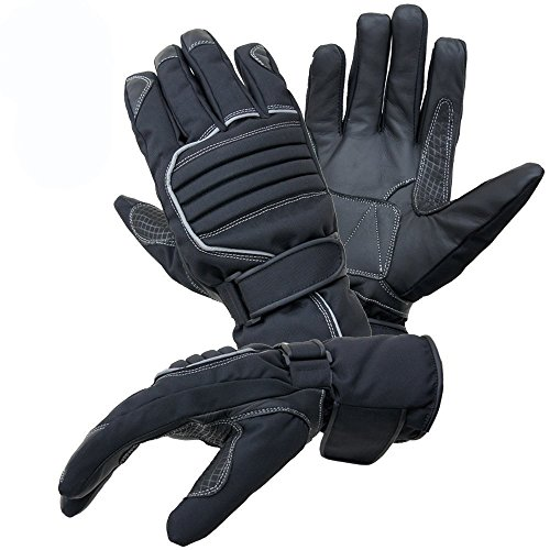 Juicy-Trendz-Des-Gants-Impermables-Textile-dhiver-Professionels-Motard-Moto-Gloves-L-0