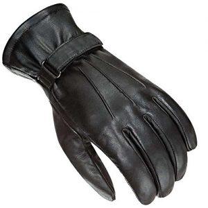 Newfacelook-Hommes-Moto-Gants-Mode-en-cuir-cran-tactile-Compatible-L-0
