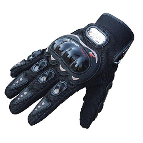 1-Paire-de-Gants-Moto-vlo-Complet-doigts-motards-comptition-sport-M-0