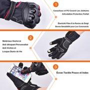 Gants-Moto-et-Scooter-Gant-Homologu-Obligatoire-2KP-Moto-Gant-tanche-Hiver-Chaud-pais-Confortable-cran-Tactile-pour-Homme-Femme-Coque-Anti-choc-Bonne-Sensibilit-au-Guidon-Taille-Unique-L-0-0