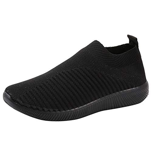 Moonuy-Chaussures-de-Sport-en-Mesh-Mode-Homme-Femme-Basket-Lacets-Chaussure-Running-Confortable-Chaussures-de-Course-Running-Sport-Comptition-Trail-entranement-Homme-Femme-Basket-Sneakers-0