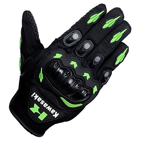 Gant-Kawasaki-moto-vert-coqu-pour-Moto-Course-Motocross-VTT-Quad-Vlo-XL-0