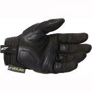 Gants-moto-Alpinestars-SCHEME-KEVLAR-Noir-XL-NEUF-0-0