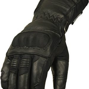INFINITY-SPECTRE-Cuir-Gants-Moto-Articulation-Protection-tanche-thermique-Hiver-Textile-rembourr-protection-Medium-0