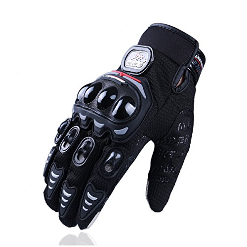 Madbike-Gants-de-moto-dt-mesh-cran-tactile-transpirable-X-Large-black-0
