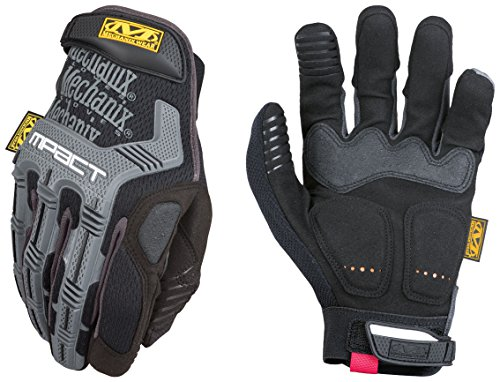 Mechanix-Wear-M-Pact-Gants-X-Large-NoirGris-0