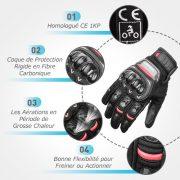 CARCHET-Gants-Moto-Mi-Saison-t-Homologu-CE-1KP-Respirable-Anti-Choc-avec-Coque-de-Protection-Rigide-Anti-Glissant-Anti-Usure-avec-Bonne-Flexibilit-cran-Tactile-pour-Smartphones-GPS-Taille-XL-0-0