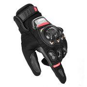 CARCHET-Gants-Moto-Mi-Saison-t-Homologu-CE-1KP-Respirable-Anti-Choc-avec-Coque-de-Protection-Rigide-Anti-Glissant-Anti-Usure-avec-Bonne-Flexibilit-cran-Tactile-pour-Smartphones-GPS-Taille-XL-0