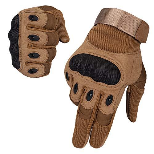 SKYSPER-Gants-de-Moto-cran-Tactile-Plein-Doigt-Gant-Moto-Homologu-CE-Femme-et-Homme-Gants-Tactiques-de-Sport-en-Plein-Air-Gants-pour-Motocross-Combat-Escalade-Camping-Chasse-Vlo-0