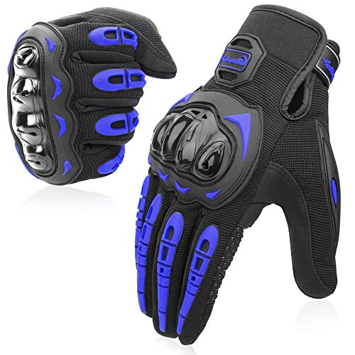 COFIT-Gants-de-Moto-Gants–cran-Tactile-Plein-Doigt-pour-la-Course-de-Moto-VTT-Escalade-Chasse-Motocross-et-Autres-Sports-de-Plein-Air-0