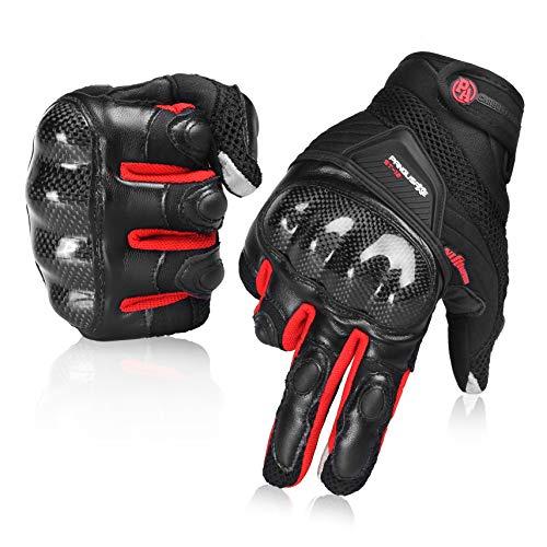 Gants-Moto-Hommes-Femmes-Respirable-Anti-Choc-Anti-Glissant-Anti-Usure-cran-Tactile-Protection-de-Sport-Gants-0