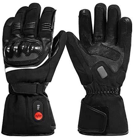 Gants-Chauffants-Gants-de-Moto-Rechargeables-Masculins-et-fminins-74V-2200MAH-Ski-randonne-Chasse-Chasse-vlo-Moto-Hiver-Neige-Gants-Chauds-Protection-des-Mains-dhiver-Noir-XXL-0